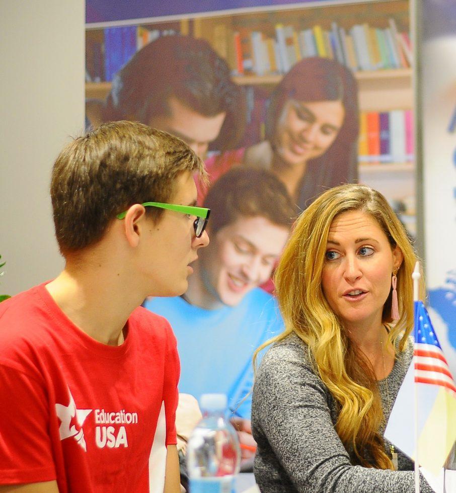 Як пройти інтерв'ю для американського університету?