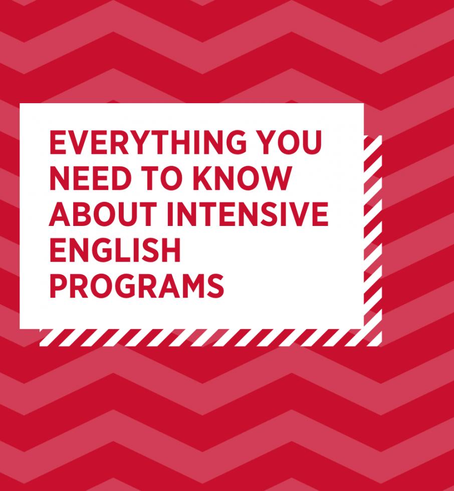Все що необхідно знати про короткострокові інтенсивні програми з англійської мови