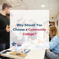 Прямий ефір: Why Should You Choose a Community College?