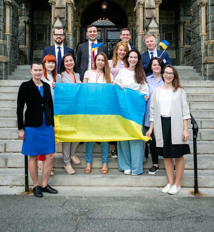 Ukraine Business Leaders: Promoting Innovation and Entrepreneurship Program