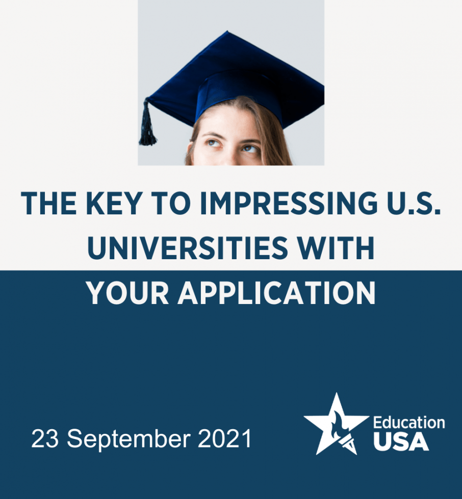 The Key to Impressing U.S. Universities with Your Application